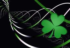 Canción irlandesa stock de ilustración
