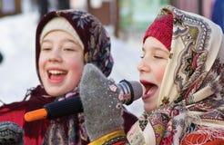 Canción popular Fotografía de archivo libre de regalías
