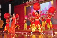 Canción y danza Imagen de archivo libre de regalías