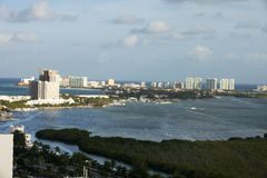 cancun Μεξικό Στοκ εικόνα με δικαίωμα ελεύθερης χρήσης