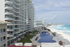 cancun Мексика Стоковое Изображение RF
