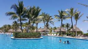 cancun Мексика стоковые изображения rf