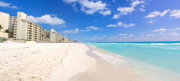 Cancun, Юкатан - Мексика Стоковые Фото