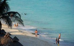 Cancun Royalty-vrije Stock Afbeeldingen