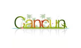 Cancun, Мексика Стоковое Фото
