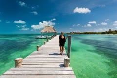 cancun Fotografia Stock Libera da Diritti