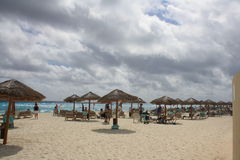 cancun Στοκ Εικόνα