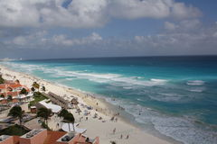 cancun Photo stock