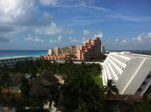 cancun Royaltyfria Bilder