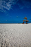 Cancun beach Stock Images