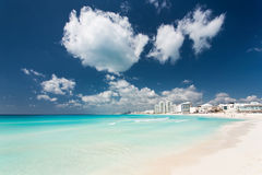 Cancun. Beach in Mexico, just paradise Stock Photo