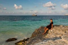 Cancun en México Imagen de archivo