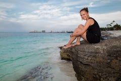 Cancun en México Imágenes de archivo libres de regalías