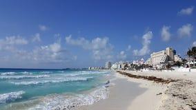 Cancun (La Isla Dorado), México Foto de Stock Royalty Free