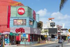 Cancun, Maxico Royalty Free Stock Photo