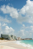 Cancun, Mexico. This image shows the scenery of Cancun, Mexico Royalty Free Stock Photos
