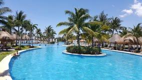 Cancun-Mexikaner stockbilder