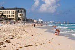 Cancun, Mexiko Stockbild