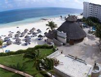Cancun Mexique Photo libre de droits