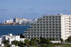 Cancun Mexique Photographie stock libre de droits