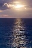 Cancun morgens Lizenzfreies Stockfoto