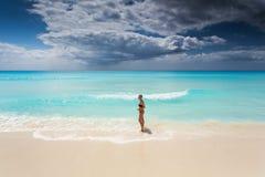 Cancun nel Messico Immagini Stock