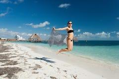 Cancun nel Messico Fotografia Stock Libera da Diritti