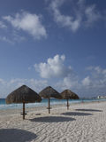 Cancun Welcome Beach, La Isla Dorado, Mexico Royalty Free Stock Photo