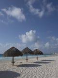 Cancun Welcome Beach, La Isla Dorado, Mexico Royalty Free Stock Photo