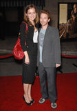 Candace Bailey, Seth Green Stock Photo