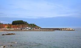 Candas port Stock Photography