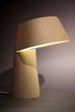 Candeeiro de mesa da forma Foto de Stock Royalty Free