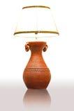 Candeeiro de mesa do vintage Imagem de Stock Royalty Free