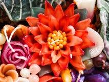 Candela aromatica Fotografie Stock Libere da Diritti