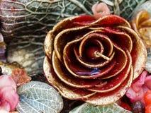 Candela aromatica Fotografie Stock