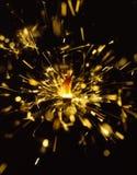 Candela di miracolo Fotografia Stock