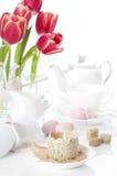 Candela di Pasqua fotografie stock