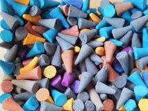 Candela tailandese di Colorfull Fotografia Stock