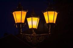 Candelabra, Street Light Stock Image