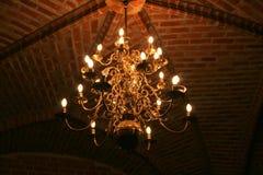Candelabro Foto de Stock Royalty Free