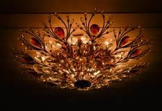 Candelabro clássico Foto de Stock Royalty Free