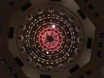 Candelabro decorativo maciço Imagem de Stock Royalty Free