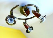 Candelabro do quarto Imagem de Stock