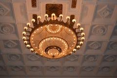 Candelabro efervescente Imagem de Stock Royalty Free