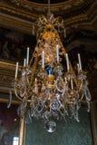 Candelabro em Versalhes Imagem de Stock Royalty Free