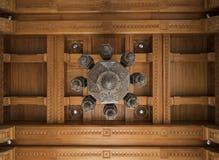 Candelabro islâmico decorativo Foto de Stock