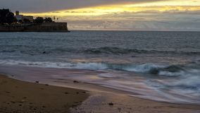 Candelaria πρόχωμα από Άγιο Philippe Point στοκ εικόνες με δικαίωμα ελεύθερης χρήσης