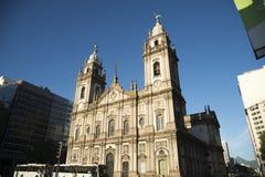 Candelaria Church Foto de Stock Royalty Free
