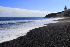Candelaria Coast Lizenzfreie Stockfotos