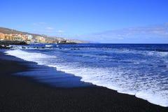 Candelaria plaża Zdjęcie Royalty Free
